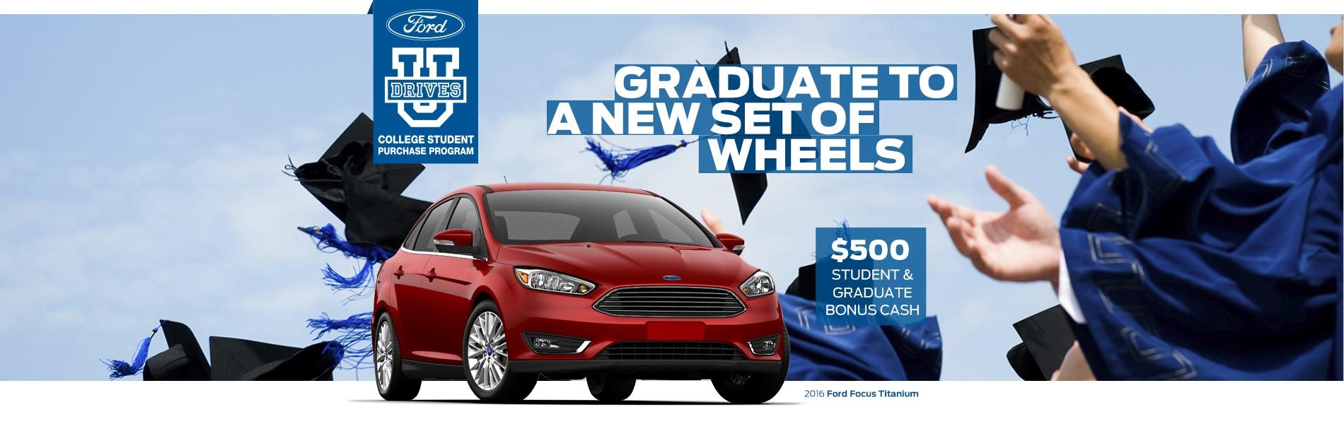 Ford College Graduate Program >> Ford College Student Purchase Program In Brandon Ms