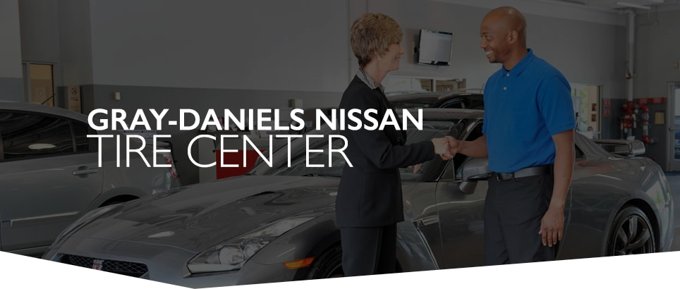 jackson ms tire center gray daniels nissan