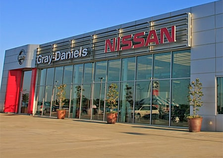gray daniels nissan hours directions new used cars for sale. Black Bedroom Furniture Sets. Home Design Ideas