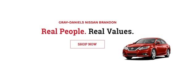Gray-Daniels Nissan   Nissan Dealership in Brandon, MS