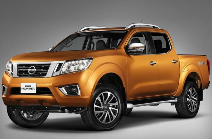 2020 Nissan Frontier To Arrive Gray Daniels Nissan North