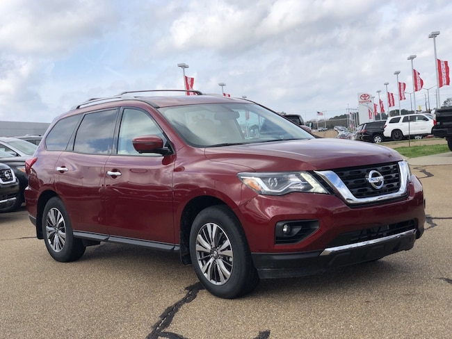new 2019 nissan pathfinder for sale at gray daniels auto family vin 5n1dr2mn5kc603242. Black Bedroom Furniture Sets. Home Design Ideas