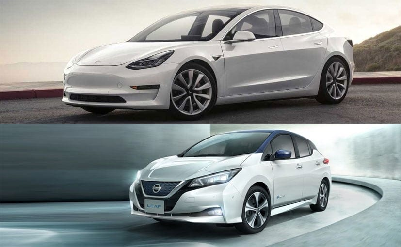 The 2020 Nissan Leaf Plus Crosses 200 Mile Range Gray