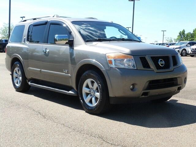 2008 Nissan Armada SE w/FFV SUV