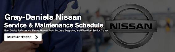 When do I service my car? | Nissan Service Schedule Jackson MS