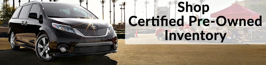 Certified Pre-Owned Toyota in Brandon, MS