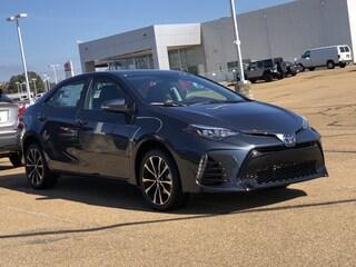 New 2019 Toyota Corolla SE Sedan