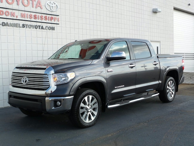used 2016 toyota tundra for sale brandon ms. Black Bedroom Furniture Sets. Home Design Ideas