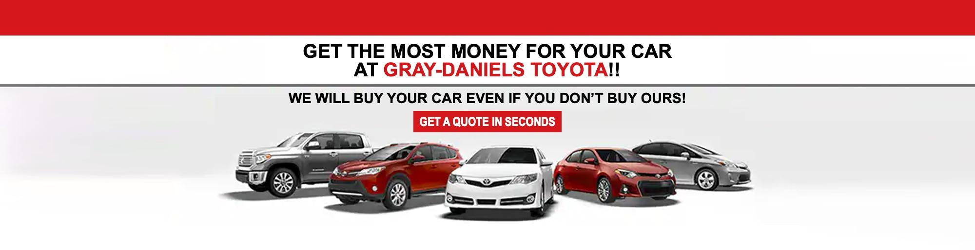 Gray Daniels Toyota Toyota Dealership In Brandon Ms Near Jackson