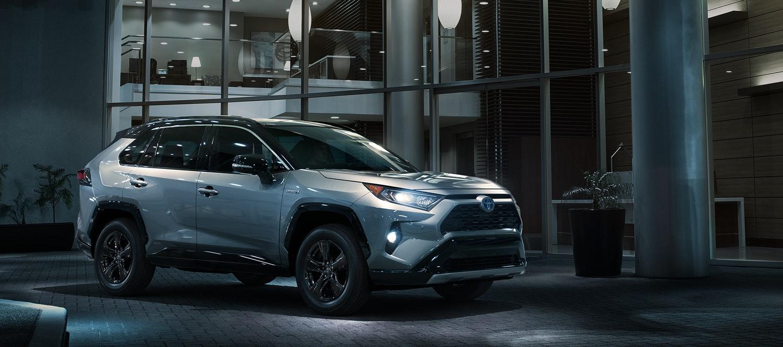 2019 Toyota Rav4 Suv Toyota Rav4 Le Xle Adventure Limited