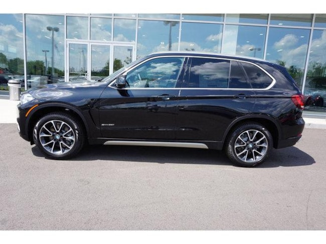 New 2018 BMW X5 sDrive35i SAV Knoxville