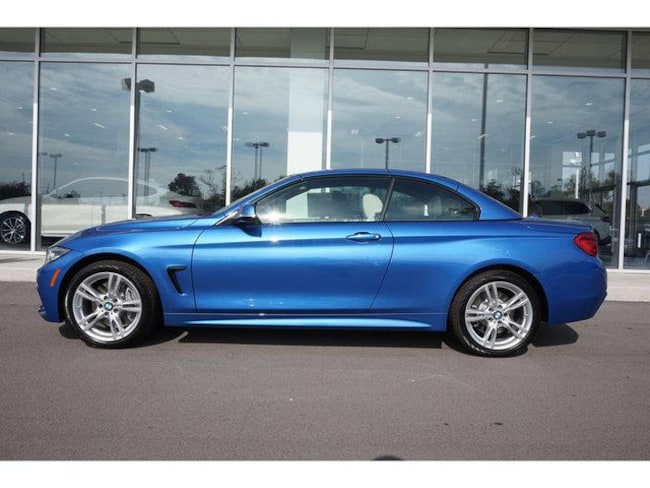New 2019 BMW 440i xDrive Convertible Knoxville