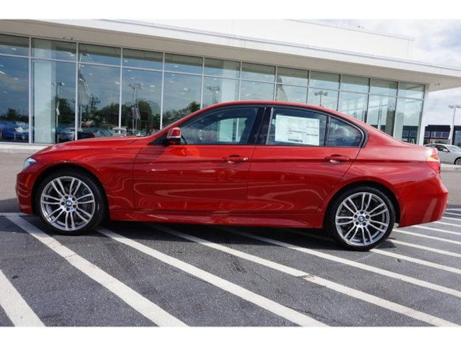 New 2018 BMW 340i xDrive Sedan Knoxville