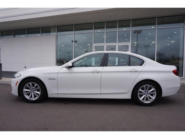 Used 2016 BMW 528i Sedan Knoxville
