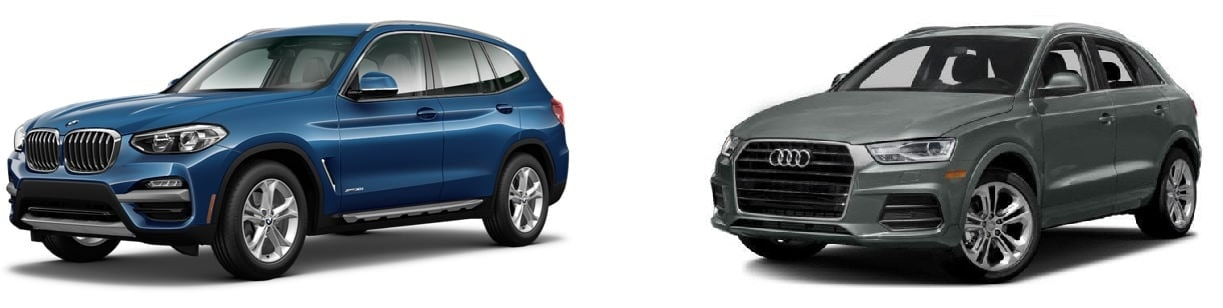 2018 bmw x3 vs audi q3 knoxville compare. Black Bedroom Furniture Sets. Home Design Ideas