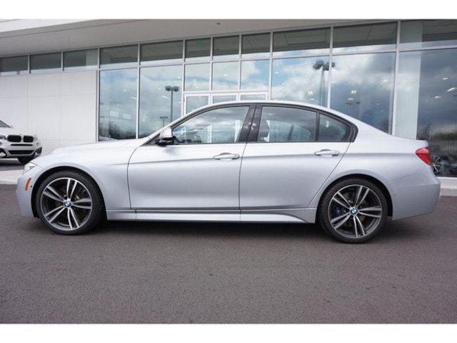 New 2017 BMW 340i 340i Sedan Sedan Knoxville