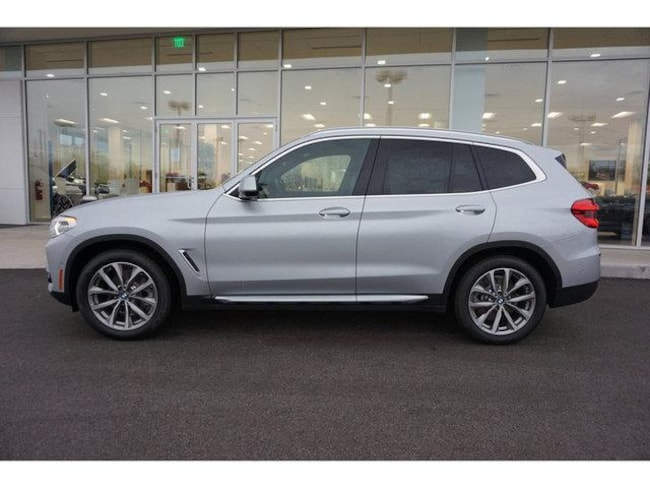 New 2019 BMW X3 sDrive30i SAV Knoxville