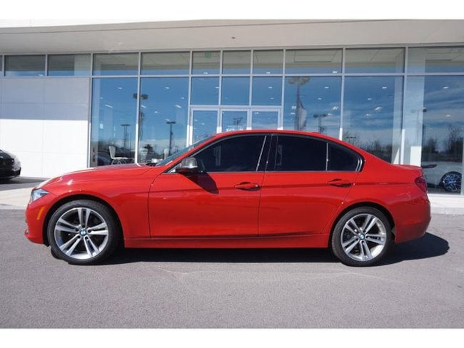Used 2016 BMW 328i xDrive SULEV Sedan Knoxville