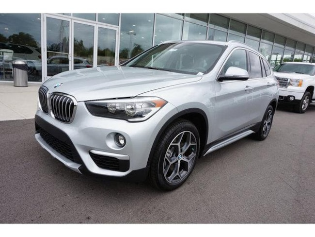 New 2018 BMW X1 sDrive28i SAV Knoxville