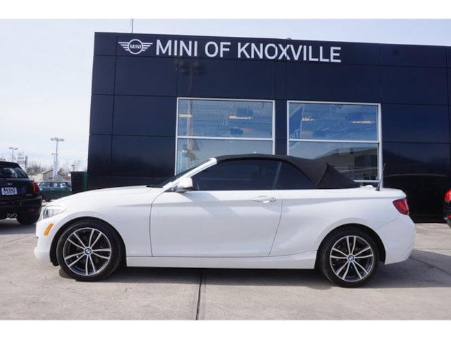 Used 2016 BMW 228i Convertible Knoxville