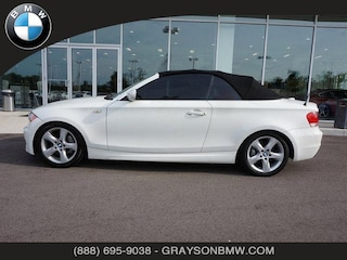 Used 2011 BMW 135i Convertible