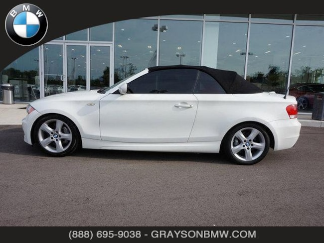 Used 2011 BMW 135i Convertible Knoxville
