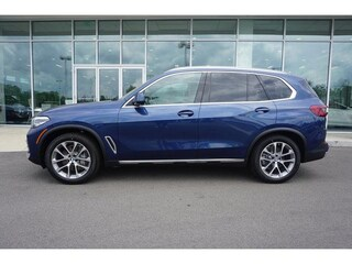 New 2019 BMW X5 xDrive50i SAV for sale in Knoxville, TN
