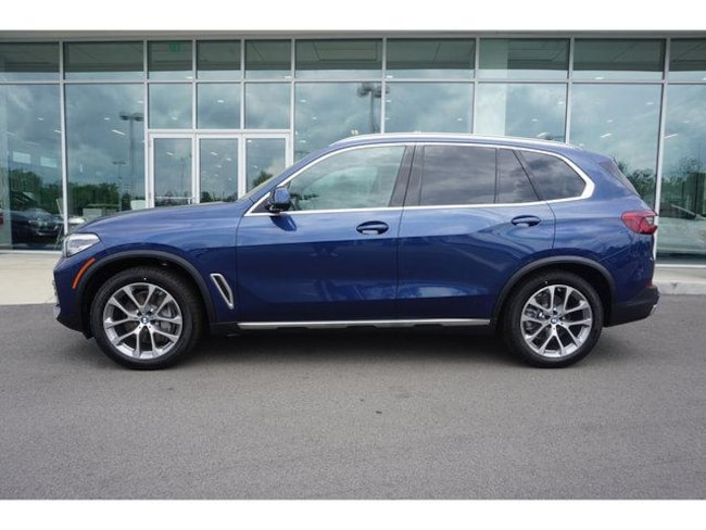 New 2019 BMW X5 xDrive50i SAV Knoxville