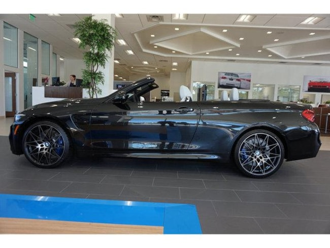 New 2019 BMW M4 Convertible Knoxville