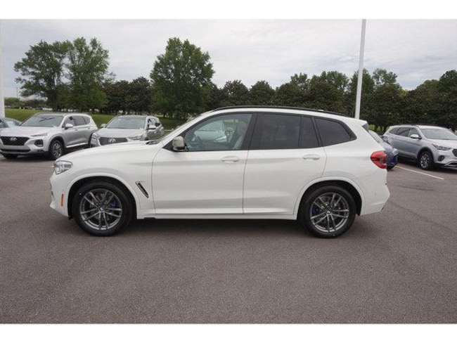 New 2019 BMW X3 M40i SAV Knoxville