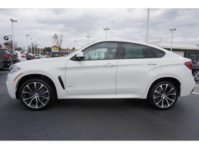 New 2018 BMW X6 xDrive35i SAV Knoxville