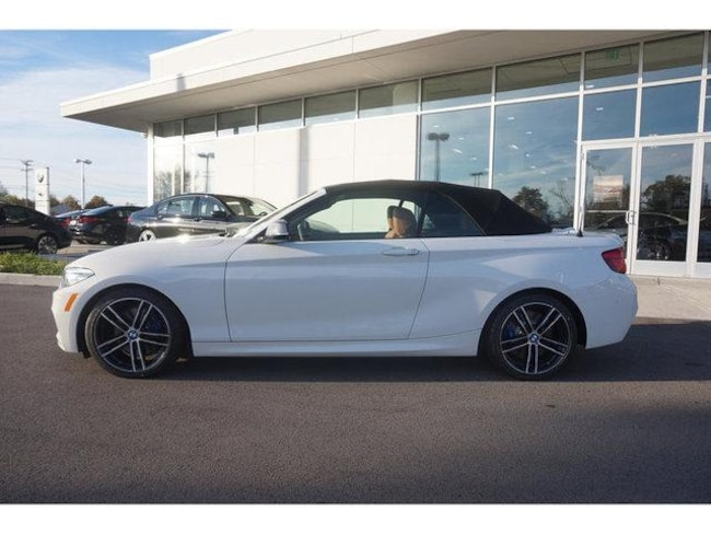 New 2019 BMW M240i xDrive Convertible Knoxville