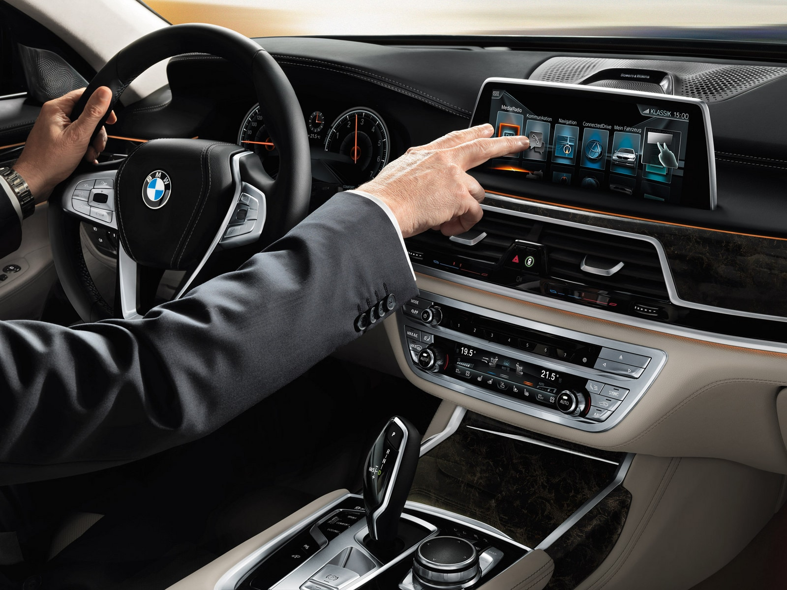 BMW Connected System