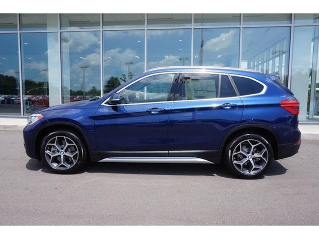 New 2018 BMW X1 sDrive28i SAV Knoxville