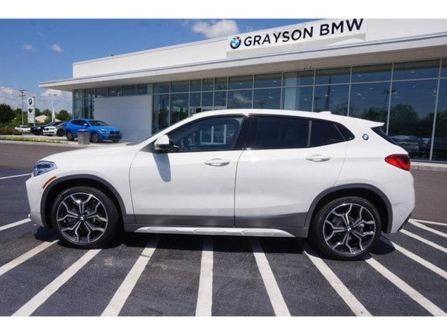 New 2018 BMW X2 xDrive28i Sports Activity Coupe Knoxville