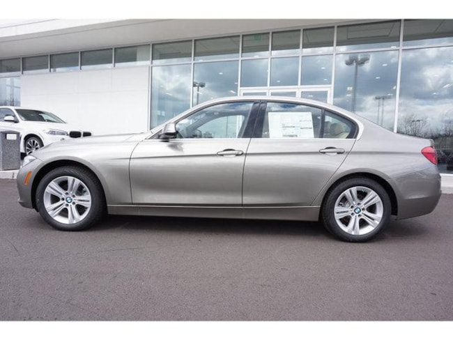 New 2018 BMW 330i Sedan Knoxville