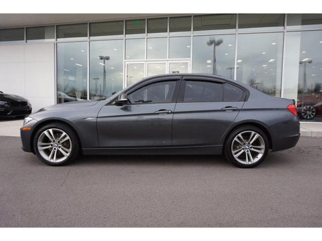 Used 2015 BMW 328i xDrive w/SULEV Sedan Knoxville