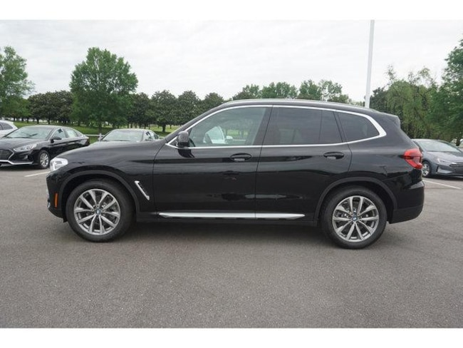 New 2019 BMW X3 sDrive30i SAV Knoxville