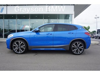 Certified Pre-Owned 2018 BMW X2 sDrive28i Sports Activity Coupe for sale in Knoxville, TN