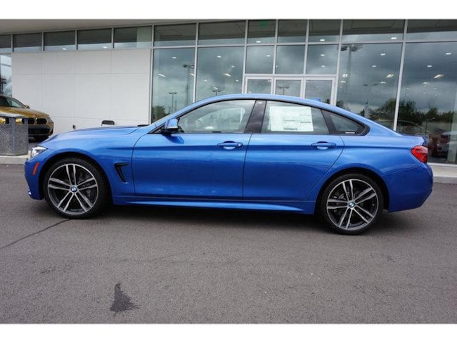 New 2019 BMW 430i xDrive Gran Coupe Knoxville