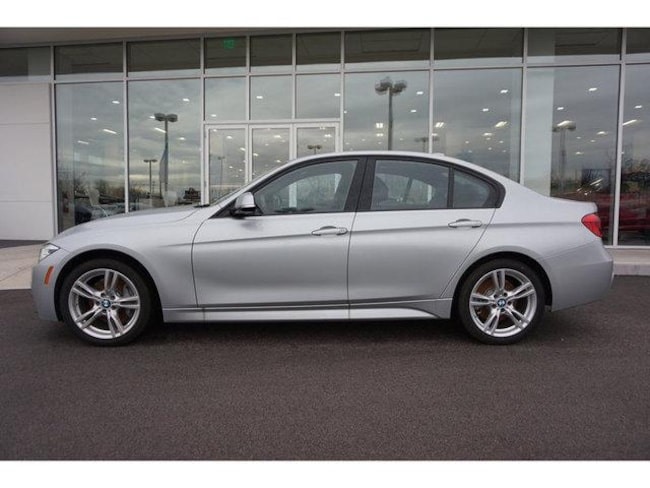 New 2018 BMW 330i xDrive Sedan Knoxville