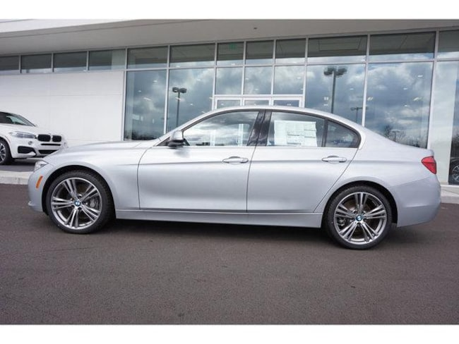 New 2018 BMW 340i Sedan Knoxville