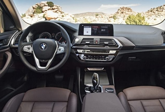2018 Bmw X3 Vs Audi Q3 Knoxville Compare