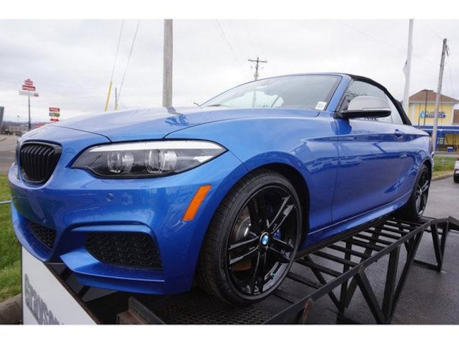 New 2019 BMW M240i M240i Convertible Convertible Knoxville