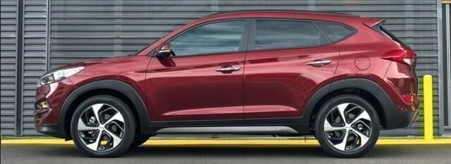 New 2018 Hyundai Tucson Knoxville Grayson Hyundai