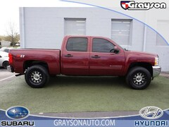 Used 2013 Chevrolet Silverado 1500 4WD Crew Cab 143.5 LT Truck Crew Cab for sale in Knoxville, TN