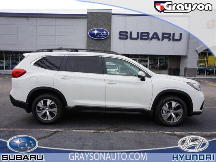 New 2019 Subaru Ascent Premium 8-Passenger SUV in Knoxville TN
