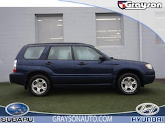 Used 2006 Subaru Forester 4dr 2.5 X Manual SUV for sale in Knoxville, TN