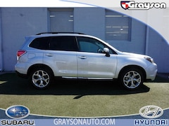 Used 2018 Subaru Forester 2.5i Touring CVT SUV for sale in Knoxville, TN