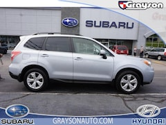 Used 2015 Subaru Forester 4dr CVT 2.5i Limited Pzev SUV for sale in Knoxville, TN